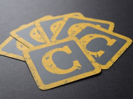 custom-round corner business cards