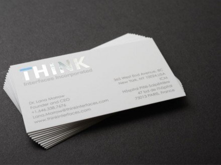 Texture japan printing graphics inc silk foil business cards reheart Gallery