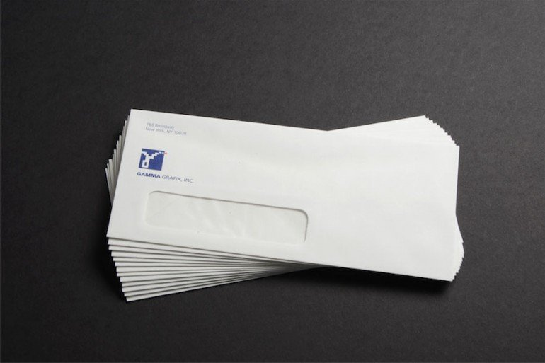 nyc envelopes