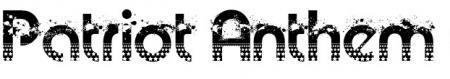 Memorial Day Fonts
