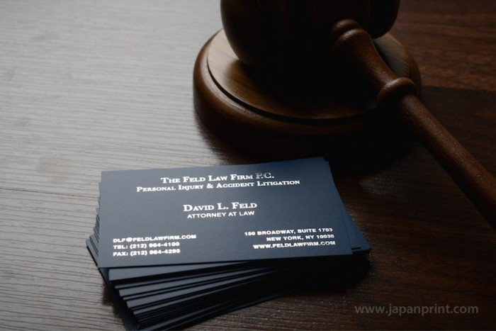 Business Cards in NYC