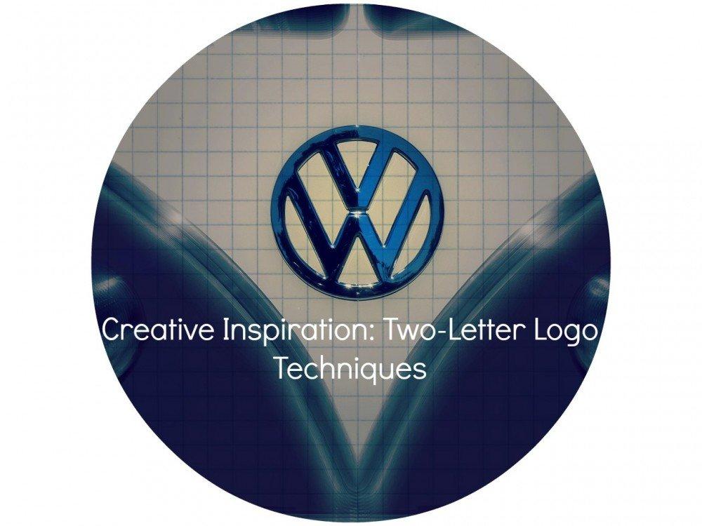 Two-Letter Logo Techniques