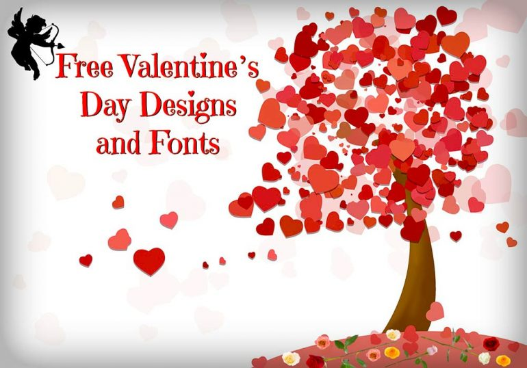Free Valentine's Day Designs
