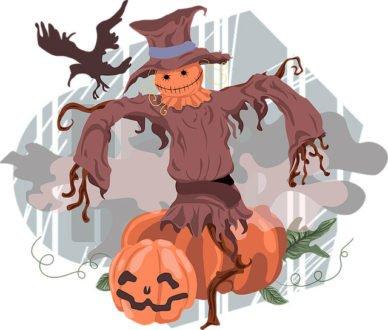 Halloween Design Examples