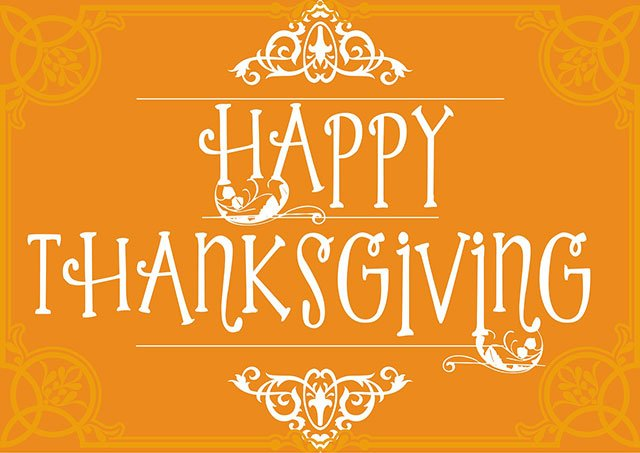 Creative Thanksgiving Designs