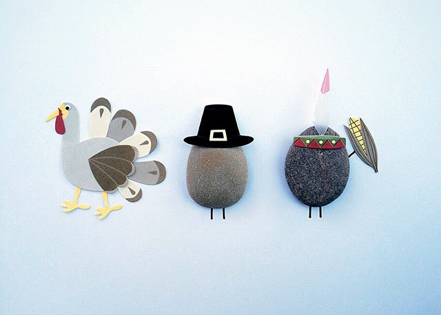 Creative Thanksgiving Designs