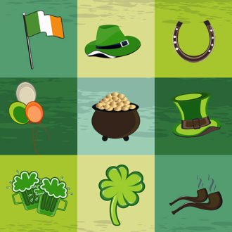 St. Patrick's Day Design Inspiration