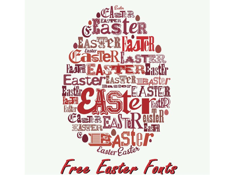 Free Easter Fonts