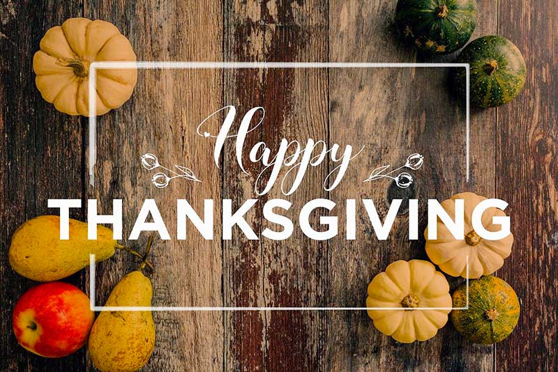 Free Thanksgiving Fonts