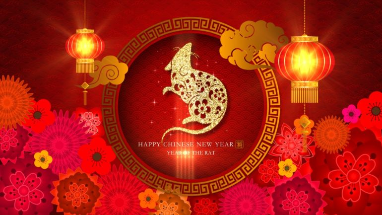 Chinese New Year Design Inspiration