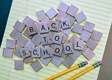 Back to School Photography