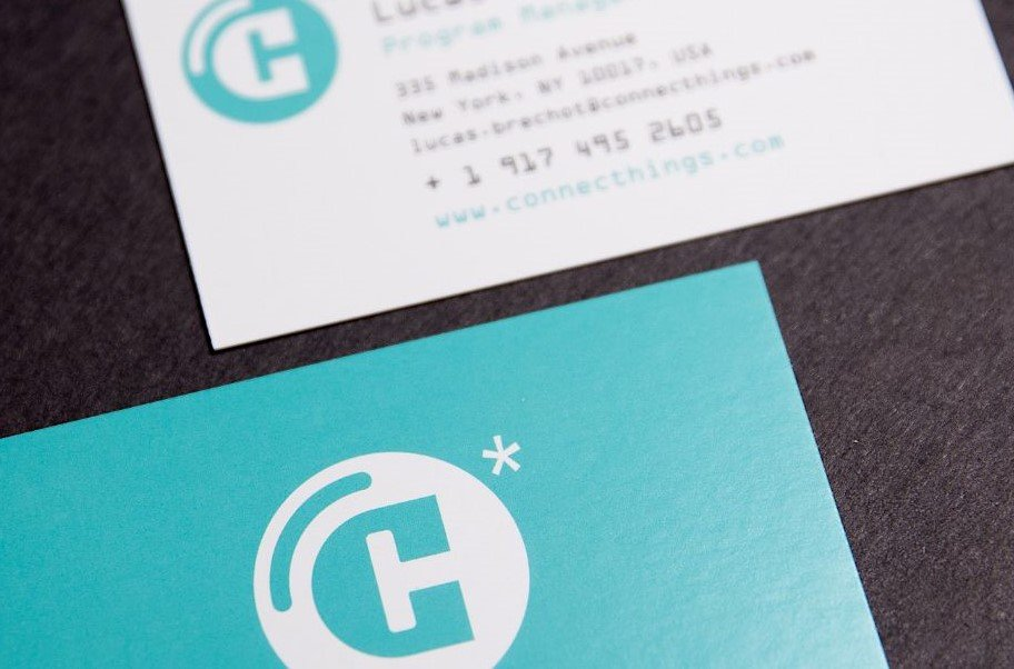 Dull Matte Business Cards NYC