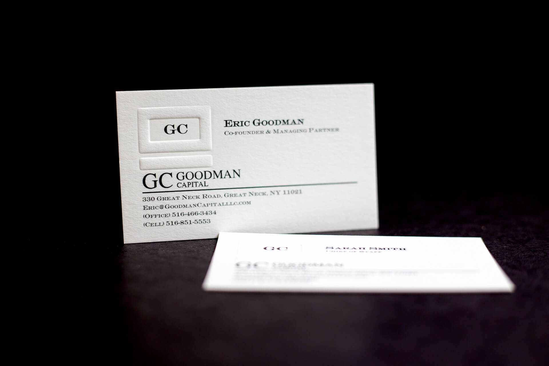 Business cards printing NYC