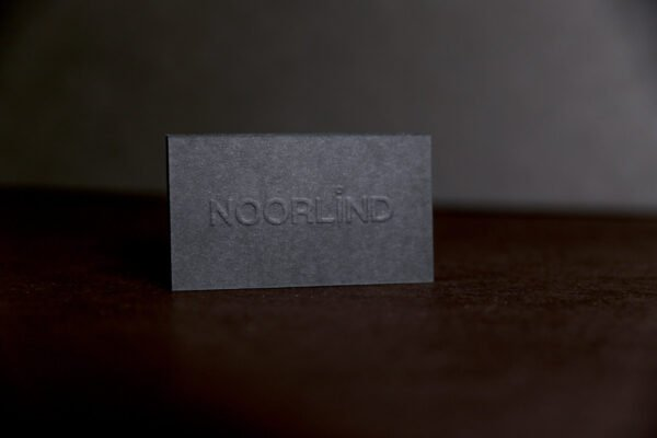 Embossed Business Cards NYC