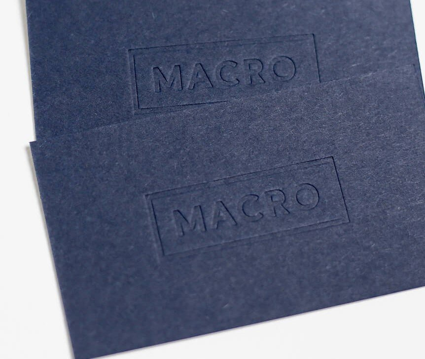 Letterpress Business Cards NYC